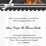 Photo Invitation Design