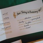 Printable Card Birthday Invitation