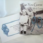 Printable Card Birthday Invitation Card