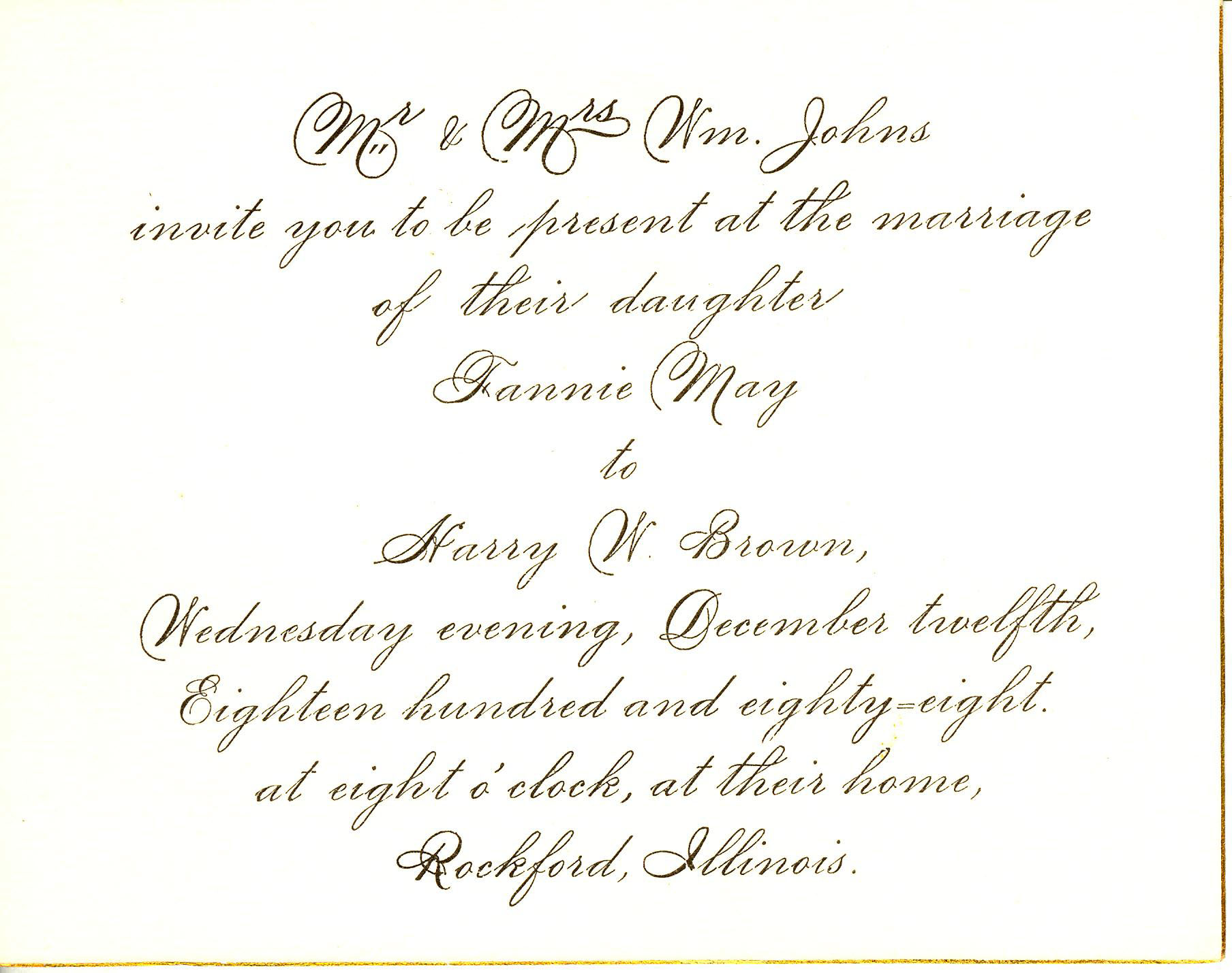 Printable Wedding Invitation Quotes