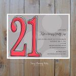 Sample Templates Birthday Invitation Quotes