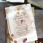 Sample Wedding Invitation Design
