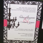 Sample Wedding Invitation Printable