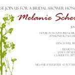 Sample Wedding Invitation Template Sample