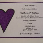 Sweet Sixteen Invitation Quotes