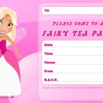 Tea Party Invitation Quotes