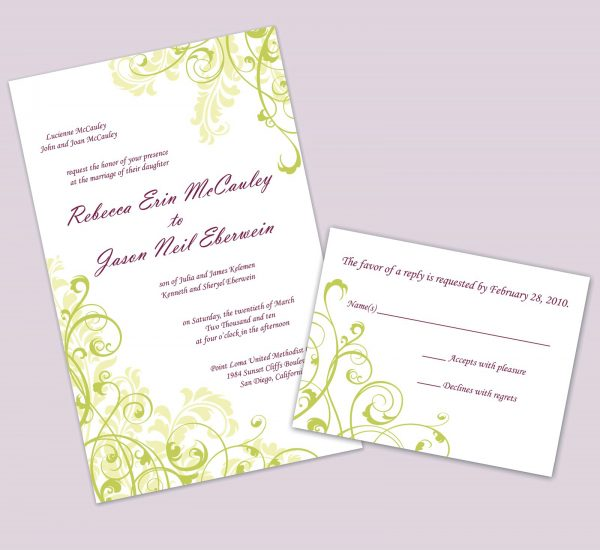 Wedding Invitation Cards Quotes