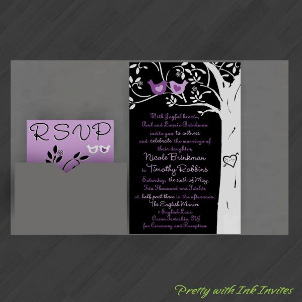 Wedding Invitation Design Printable