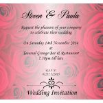 Wedding Invitation Design Quotes