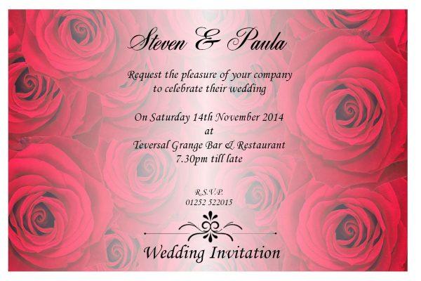 Wedding Invitation Design Quotes