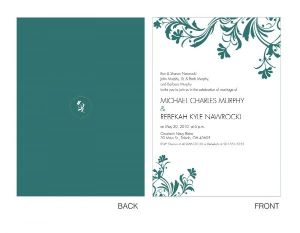 Wedding Invitation Designs Wording
