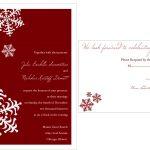 Wedding Invitation Examples Card
