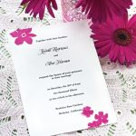 Wedding Invitation Ideas Card