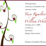 Wedding Invitation Ideas Design