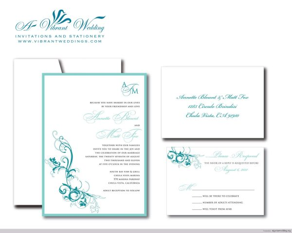 Wedding Invitation Ideas Online