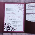 Wedding Invitation Ideas Template Card