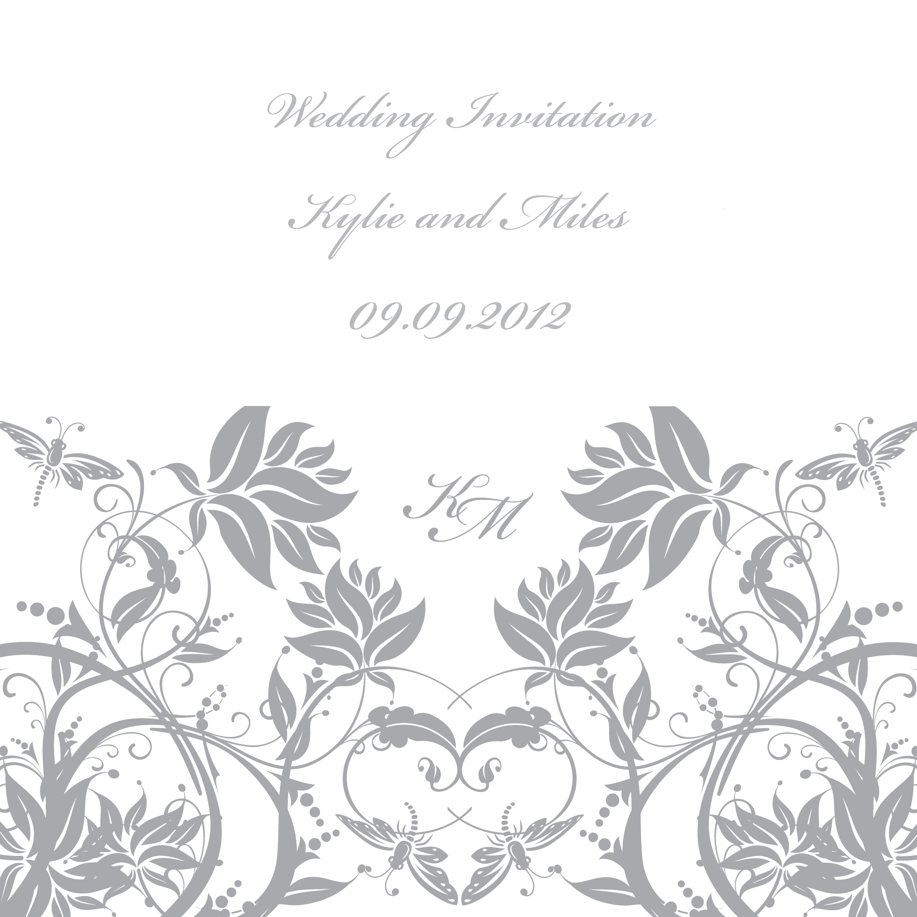 Wedding Invitation Ideas Wording