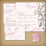 Wedding Invitation Templates Card