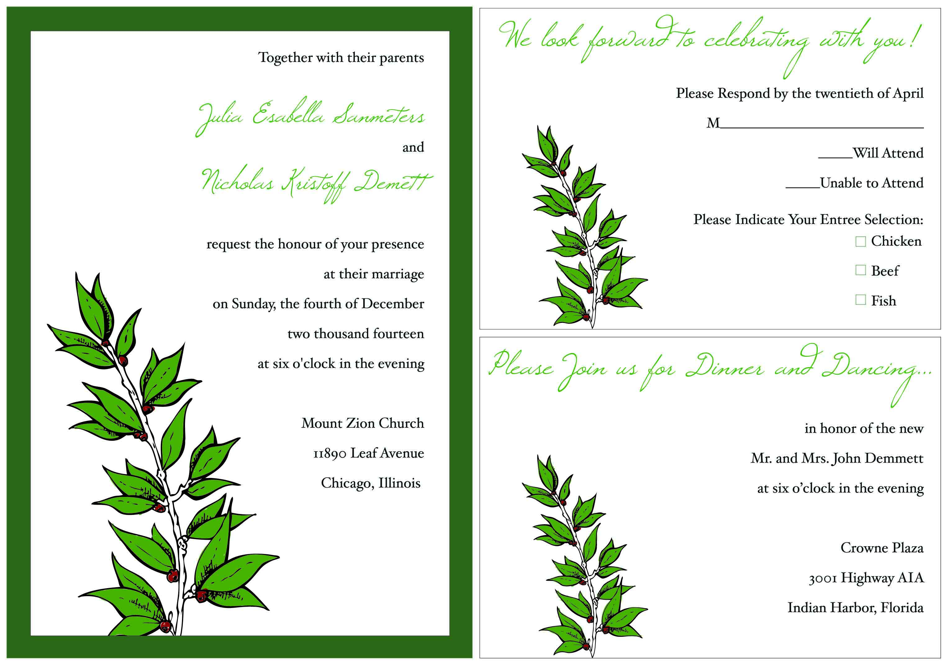 Wedding Invitation Wording Quotes