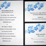 Wedding Invitation Wording Template