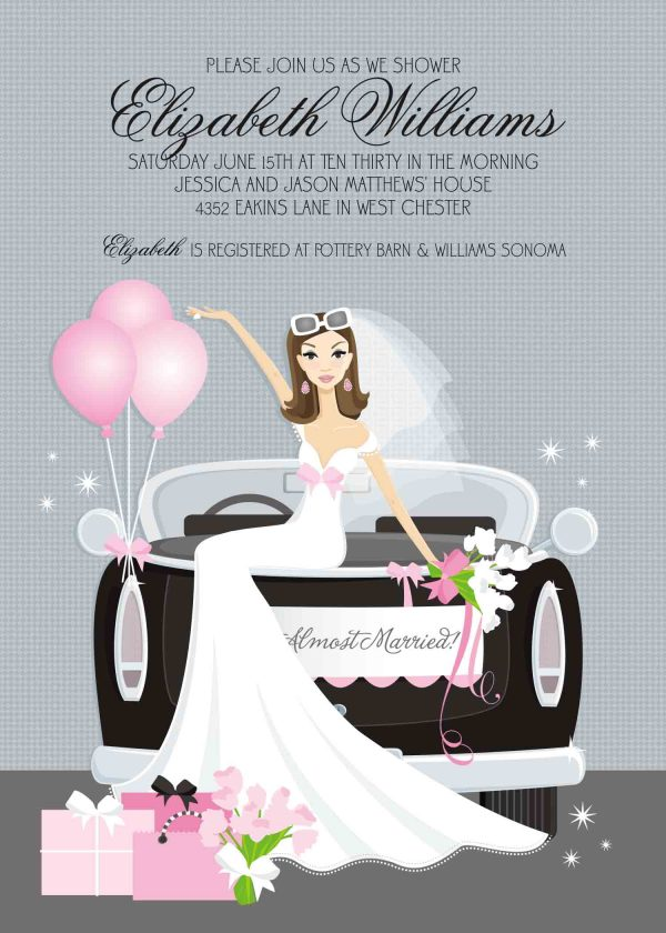 Wedding Shower Invitation Quotes