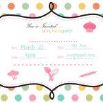 Printable Invitation Template